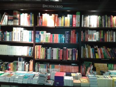 Foto: Betty Vibranovski - Livraria da Travessa, RJ