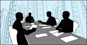 diretoria-reunião-negócios