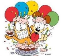 garfield-aniversário