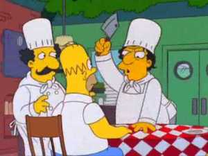 simpsons-restaurante