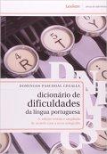 Dicionário de dificuldades de língua portuguesa